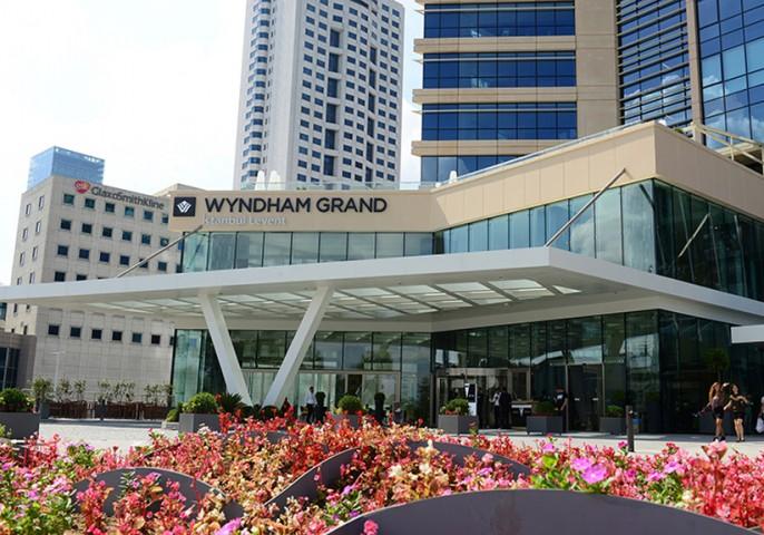 Wyndham Grand Istanbul…