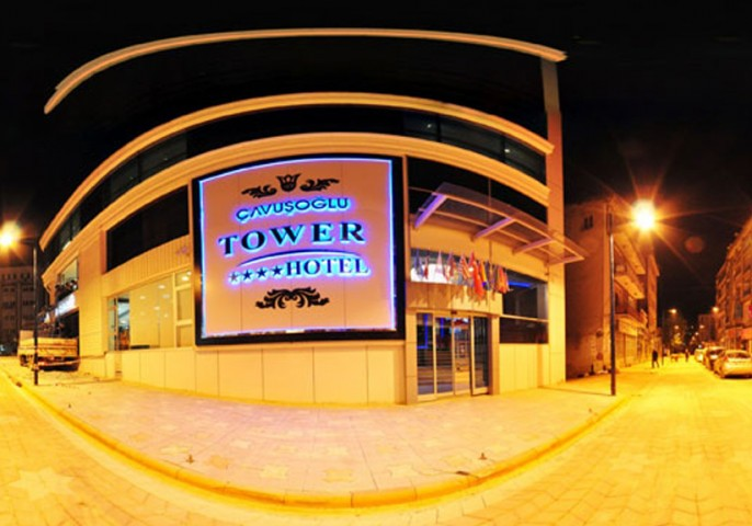 Çavuşoğlu Tower Hotel
