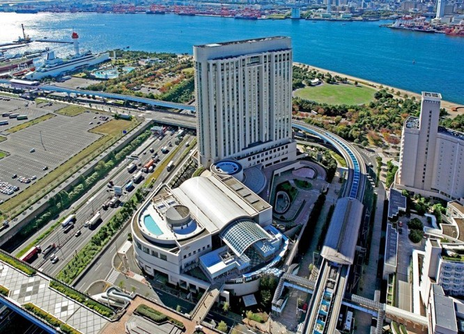 Hotel Grand Pacific…