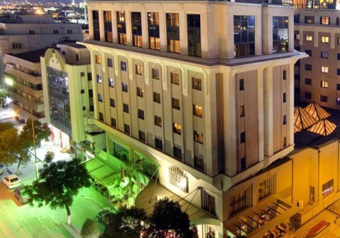 Tuğcan Hotel