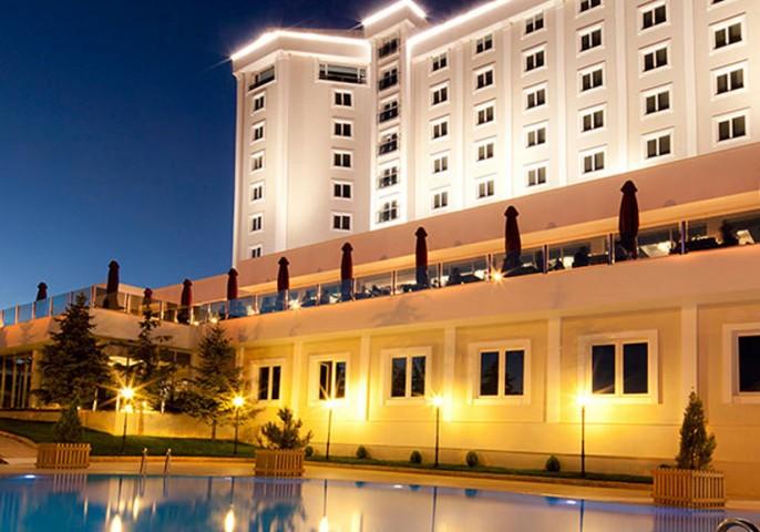 İkbal Thermal Hotel…