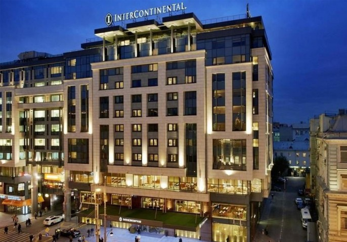 Intercontinental Moscow…