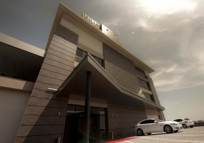 Hilly Hotel Edirne