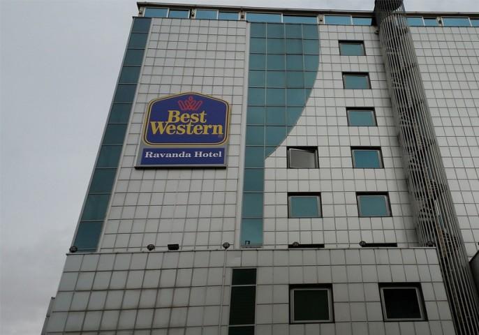 Best Western Ravanda…
