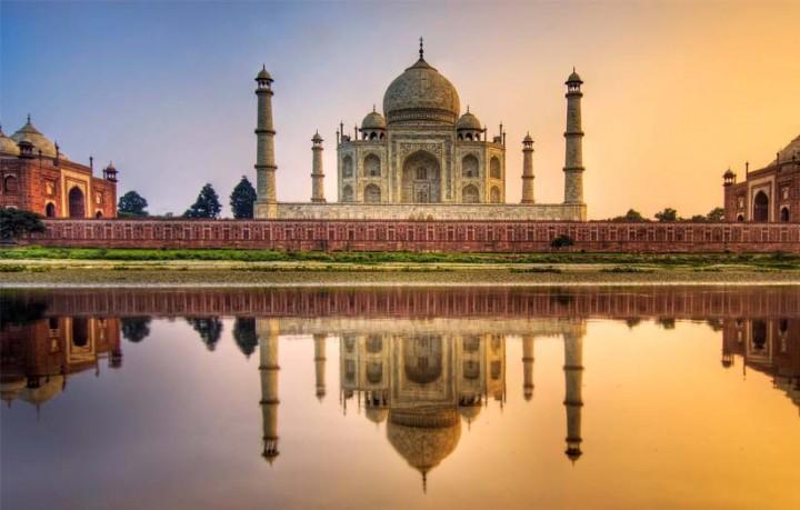 Hindistan Turu 6 Gün…