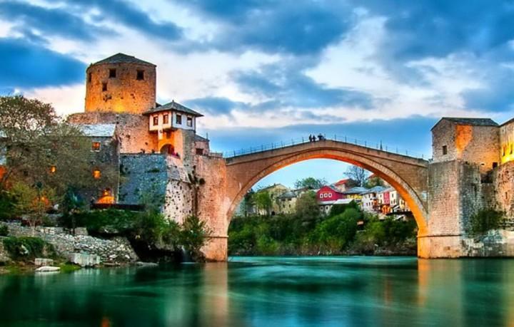 Bosna Hersek Turu 3 Gece 4 Gündüz